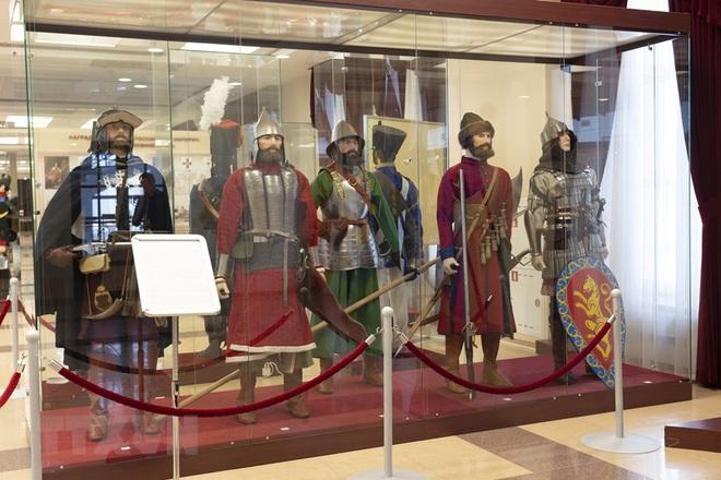 [Photo] Nga: Bảo tàng vũ khí, thiết bị quân sự độc đáo ở Yekaterinburg - ảnh 9