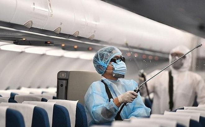 TGĐ Vietnam Airline: Nhà vệ sinh trên máy bay là tụ điểm có nguy cơ lây lan Covid-19 lớn nhất