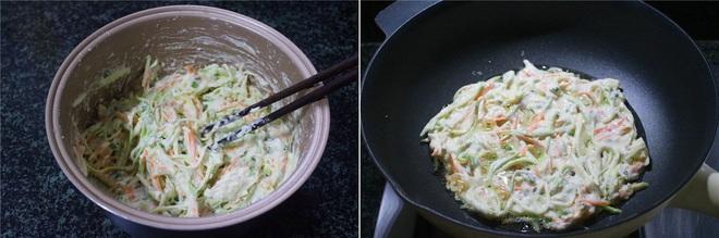 Cần gì phải ra ngoài ăn sáng khi ở nhà đã có món bánh rán ngon lành nóng hổi mà cách làm thì dễ vô cùng thế này! - Ảnh 2.