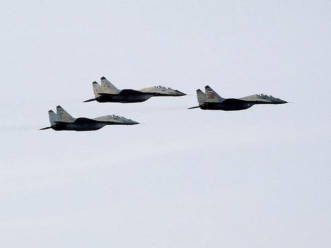 Sự thật không ngờ về việc F-16 Thổ Nhĩ Kỳ bỏ chạy khi bị MiG-29 Syria truy kích - Ảnh 11.