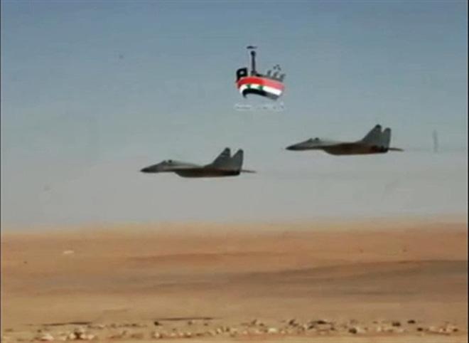 Sự thật không ngờ về việc F-16 Thổ Nhĩ Kỳ bỏ chạy khi bị MiG-29 Syria truy kích - Ảnh 12.