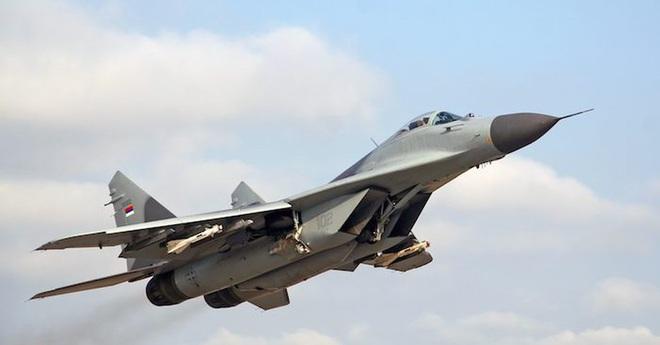 Sự thật không ngờ về việc F-16 Thổ Nhĩ Kỳ bỏ chạy khi bị MiG-29 Syria truy kích - Ảnh 15.