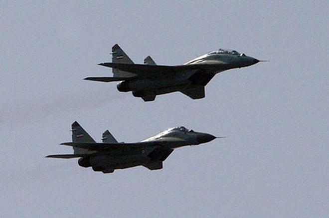 Sự thật không ngờ về việc F-16 Thổ Nhĩ Kỳ bỏ chạy khi bị MiG-29 Syria truy kích - Ảnh 16.