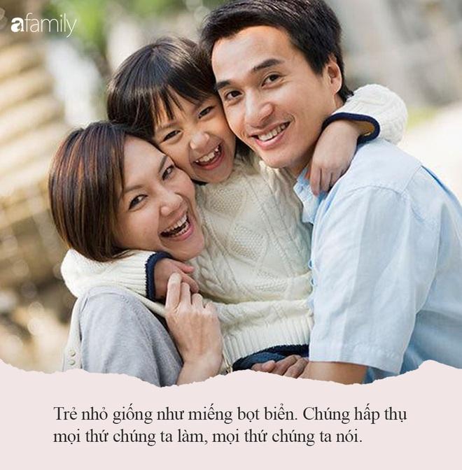Nếu muốn con thành công trong cuộc sống và được nhiều người yêu quý, ngay từ nhỏ bố mẹ hãy dạy nói câu này mỗi ngày - Ảnh 3.