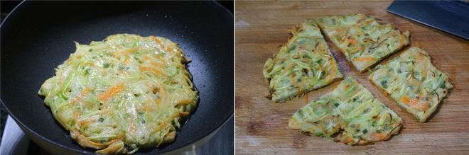 Cần gì phải ra ngoài ăn sáng khi ở nhà đã có món bánh rán ngon lành nóng hổi mà cách làm thì dễ vô cùng thế này! - Ảnh 3.