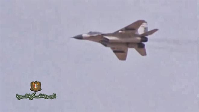 Sự thật không ngờ về việc F-16 Thổ Nhĩ Kỳ bỏ chạy khi bị MiG-29 Syria truy kích - Ảnh 7.