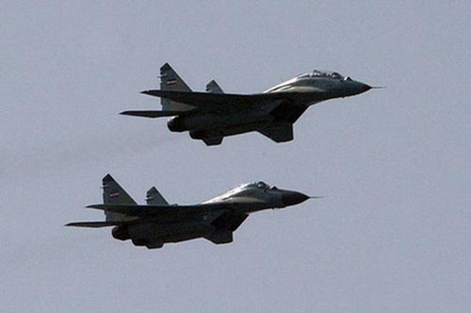 Sự thật không ngờ về việc F-16 Thổ Nhĩ Kỳ bỏ chạy khi bị MiG-29 Syria truy kích - Ảnh 8.