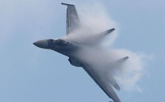 Su-35 Nga chặn đứng F-16 Thổ Nhĩ Kỳ tại biên giới Syria