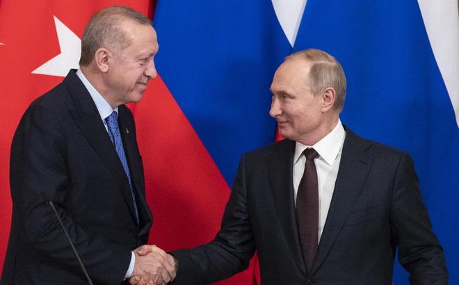 Thỏa thuận ngừng bắn ở Idlib mang đến nhiều điều có lợi cho Nga-Thổ.