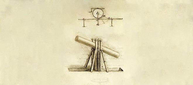Bản phác thảo hiếm hoi của Da Vinci về cỗ máy dùng xây dựng kim tự tháp Ai Cập - Ảnh 3.