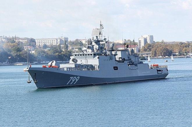 Chiến hạm Nga cho sát thần Kalibr ngắm thẳng đầu phiến quân thân Thổ Nhĩ Kỳ - Ảnh 14.