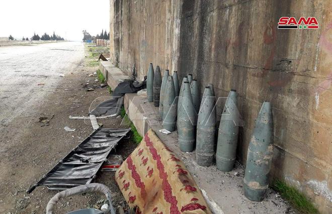 Thỏa thuận ngừng bắn chưa ráo mực, đầu não Không quân Nga ở Syria lại bị tấn công - Ảnh 3.
