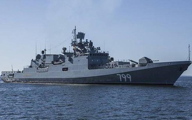 Chiến hạm Nga cho sát thần Kalibr ngắm thẳng đầu phiến quân thân Thổ Nhĩ Kỳ - Ảnh 4.