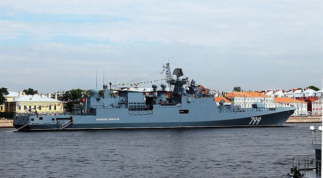 Chiến hạm Nga cho sát thần Kalibr ngắm thẳng đầu phiến quân thân Thổ Nhĩ Kỳ - Ảnh 5.