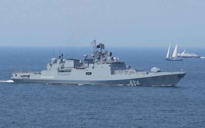 Chiến hạm Nga cho sát thần Kalibr ngắm thẳng đầu phiến quân thân Thổ Nhĩ Kỳ - Ảnh 8.
