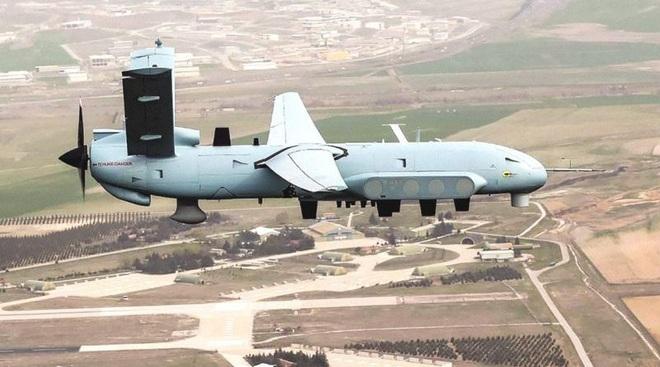 Phòng không Syria bắn hạ UAV độc nhất vô nhị của Thổ Nhĩ Kỳ, tình hình cực kỳ căng thẳng - Ảnh 1.