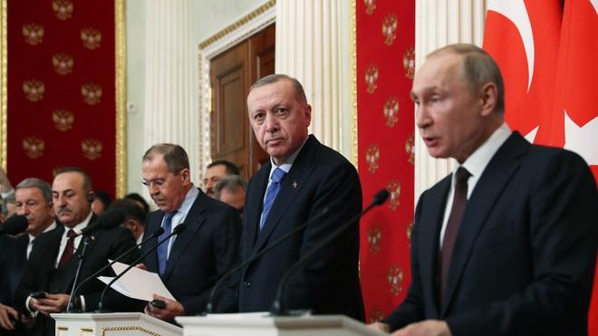 Lệnh ngừng bắn là cái kết thất bại của Thổ Nhĩ Kỳ: Câu đố Idlib vẫn chưa giải xong, Nga-Syria lo ngại chảo lửa sớm bùng cháy trở lại? - Ảnh 2.