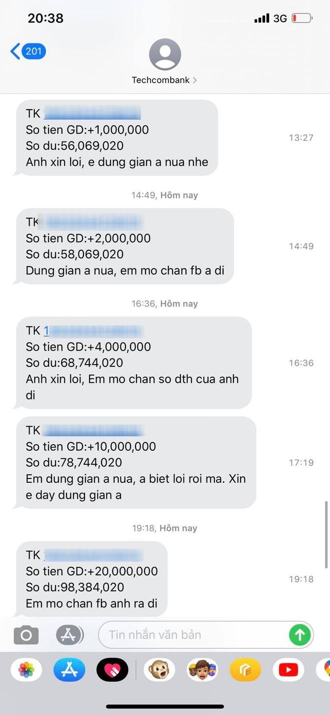 Được bạn trai chuyển khoản cả trăm triệu để năn nỉ xin lỗi, cô gái đã có màn đáp trả cứng không ngờ - Ảnh 4.