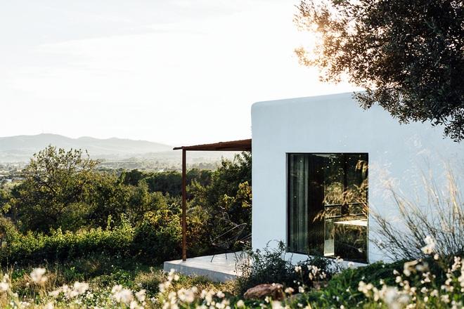 Căn nhà cấp 4 tạo ấn tượng đặc biệt nhờ kết hợp giữa kiến trúc hiện đại với thiên nhiên hoang sơ - Ảnh 2.