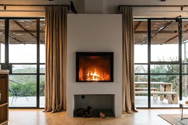 Căn nhà cấp 4 tạo ấn tượng đặc biệt nhờ kết hợp giữa kiến trúc hiện đại với thiên nhiên hoang sơ - Ảnh 13.