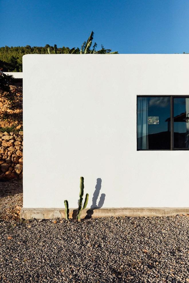 Căn nhà cấp 4 tạo ấn tượng đặc biệt nhờ kết hợp giữa kiến trúc hiện đại với thiên nhiên hoang sơ - Ảnh 11.