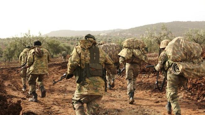 4 lần xuất quân ở miền bắc Syria của QĐ Thổ: Càng đánh càng lộ các điểm yếu chí mạng? - Ảnh 3.