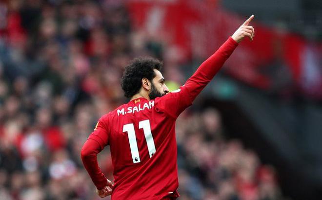 Ngôi sao Salah vượt mặt Torres và Suarez