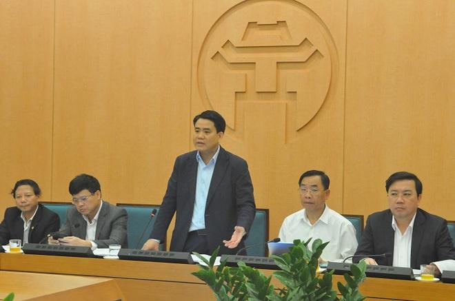 Chủ tịch Hà Nội: Đã xác định rõ nguồn gốc lây nhiễm của 4 ca dương tính Covid-19 ở thủ đô - Ảnh 1.
