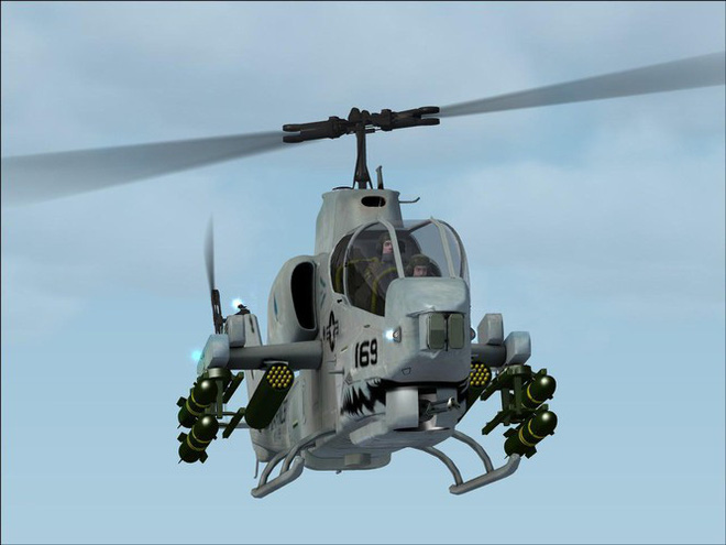 [ẢNH] Thổ Nhĩ Kỳ cho rắn hổ mang AH-1W vào tìm diệt xe tăng T-90 Syria? - Ảnh 11.