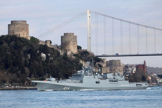 TT Putin cao tay: Tàu chiến, máy bay Nga đã dập tắt những cái đầu nóng ở Thổ Nhĩ Kỳ - Ảnh 2.