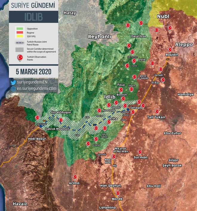 QĐ Thổ rút vũ khí hạng nặng khỏi các cứ điểm trong vùng CP Syria, Mỹ tập kích hàng loạt mục tiêu Iran ở Syria và Iraq - Ảnh 2.