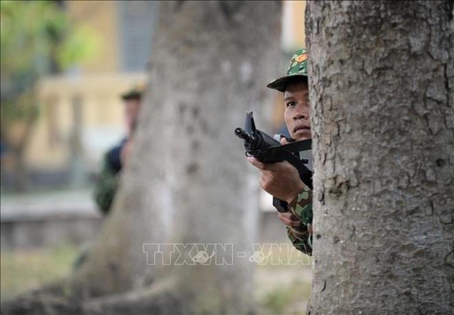 Chiến trường K: Quân tình nguyện Việt Nam giáp mặt thần chết tại phum Am Pin - Ảnh 2.
