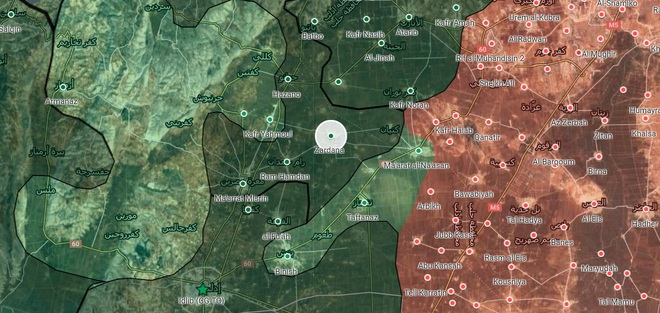 Từ hành động liên tiếp mở cứ điểm mới ở Syria của QĐ Thổ, mục tiêu kế tiếp được giải mã? - Ảnh 1.