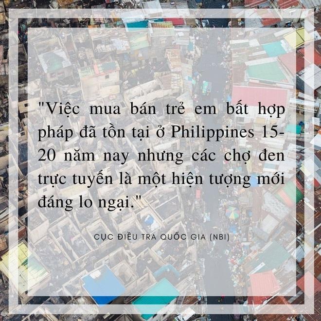 Philippines: Mẹ nghèo rứt ruột bán con lấy 200 USD để đổi đời vén màn chợ đen buôn trẻ em đáng sợ - Ảnh 2.