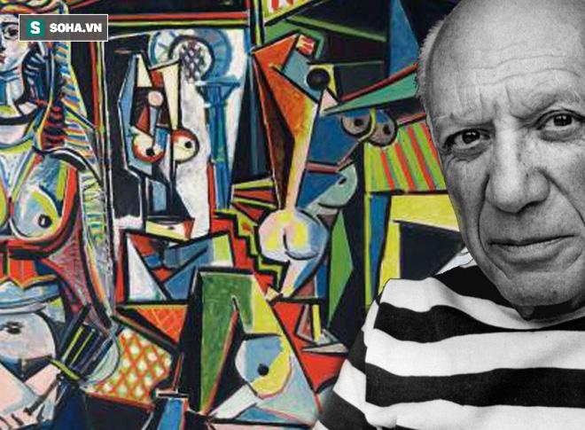 Nhờ danh họa Picasso vẽ chân dung, đến khi hỏi giá, người phụ nữ tưởng mình nghe nhầm - Ảnh 1.
