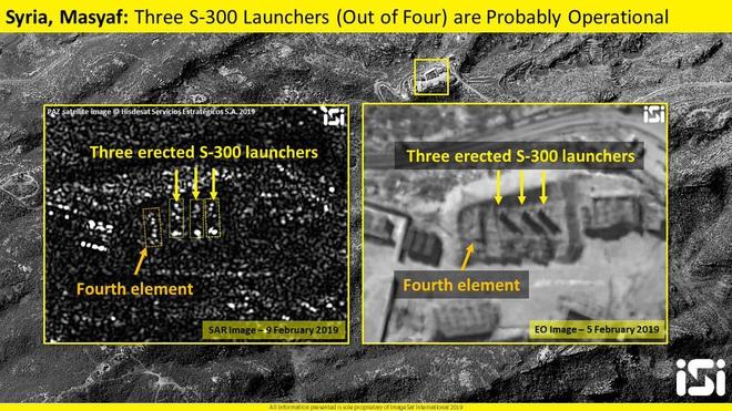 Căn cứ không quân chiến lược bị Israel giội mưa tên lửa, S-300 Syria vẫn bình chân như vại - Ảnh 1.