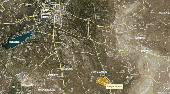 Căn cứ không quân chiến lược bị Israel giội mưa tên lửa, S-300 Syria vẫn bình chân như vại - Ảnh 3.