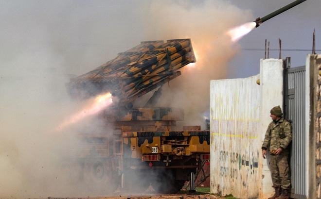 """Thổ Nhĩ Kỳ quyết chơi tất tay ở Syria: Trừng trị thích đáng nhóm phiến quân """"phản chủ""""?"""