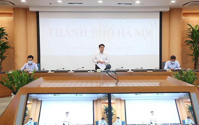 Hà Nội sẽ có chính sách hỗ trợ người lao động mất việc làm vì COVID-19 - Ảnh 1.