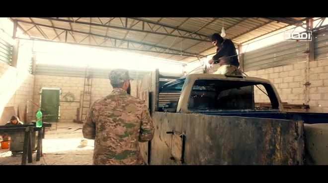 Tiết lộ gây sốc về các nhà máy của sự hủy diệt ở tây bắc Syria: Máy bay Nga cũng bó tay? - Ảnh 7.