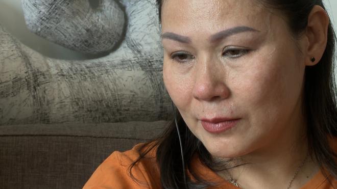Chúng Huyền Thanh bật khóc khi thấy mẹ chồng và em gái hòa giải - Ảnh 3.