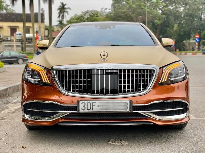 Xuất hiện chiếc Mercedes S400 đời 2016, phối màu lạ với giá rẻ hơn bình thường - Ảnh 4.