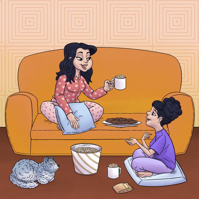 Con gái lớn lên hạnh phúc hay không phụ thuộc rất lớn vào mẹ, 7 mối quan hệ sau giữa mẹ và con có thể quyết định cuộc đời con - Ảnh 2.