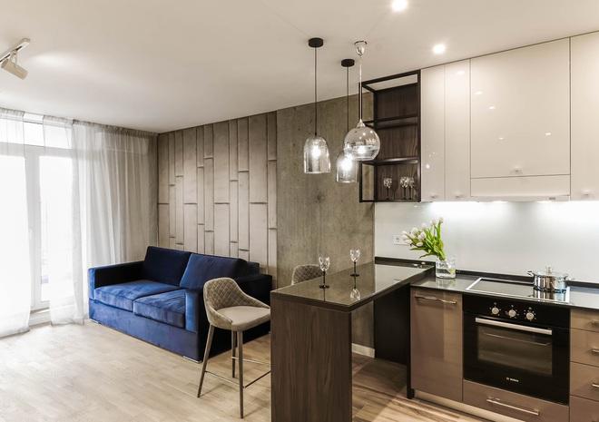 Tư vấn thiết kế thêm 1 phòng ngủ trong căn hộ 54m² với mức chi phí là 15 triệu theo yêu cầu của gia chủ - Ảnh 4.