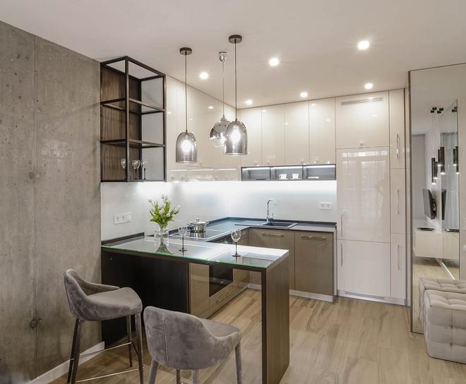 Tư vấn thiết kế thêm 1 phòng ngủ trong căn hộ 54m² với mức chi phí là 15 triệu theo yêu cầu của gia chủ - Ảnh 5.