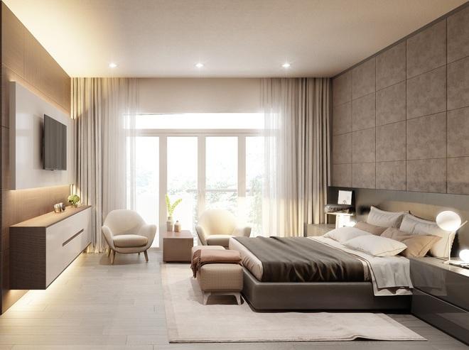 Tư vấn thiết kế thêm 1 phòng ngủ trong căn hộ 54m² với mức chi phí là 15 triệu theo yêu cầu của gia chủ - Ảnh 6.