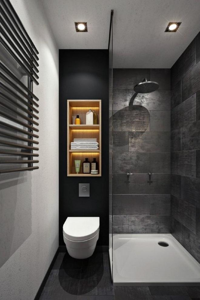 Tư vấn thiết kế thêm 1 phòng ngủ trong căn hộ 54m² với mức chi phí là 15 triệu theo yêu cầu của gia chủ - Ảnh 8.