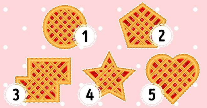 Trong 3 giây chọn 1 miếng bánh, bạn sẽ biết ngay mình có khả năng lãnh đạo hay không? - Ảnh 1.