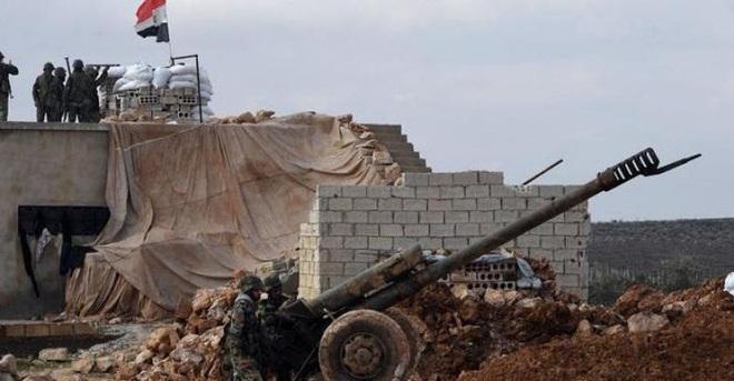 Máy bay Nga dồn dập không kích, trút hỏa lực yểm trợ QĐ Syria phản kích: Trận tuyến phòng thủ bị phá vỡ, thương vong lớn - Ảnh 1.