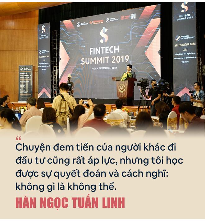 CEO 9X Hàn Ngọc Tuấn Linh: 10 năm nữa công ty tôi sẽ đầu tư mạo hiểm cho startup muốn gây ảnh hưởng toàn cầu - Ảnh 12.
